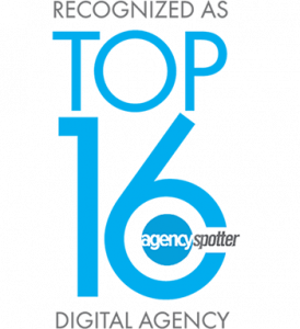 Recognized as top 16 agency spotter Digital Agency